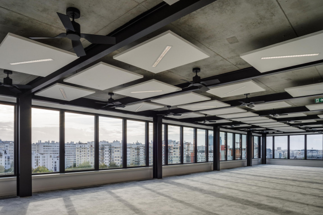 Офисное здание Lot 7 © Stefan Tuchila