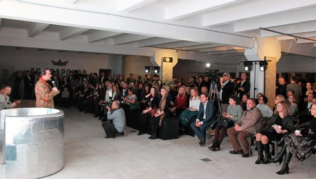 Открытый Архитектурный день XI конгресса Ассоциации деревянного домостроения. Фотография предоставлена Velux