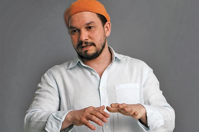 Владимир Кузьмин. Фотография предоставлена Velux