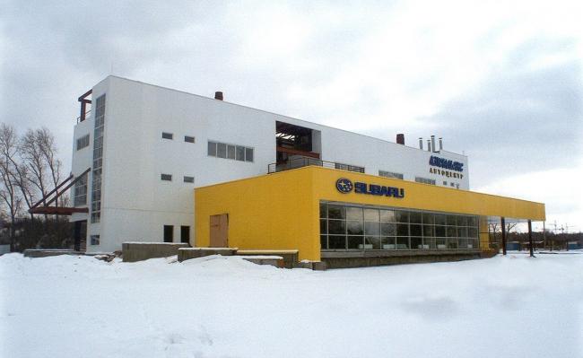 Станция технического обслуживания автомобилей «SUBARU»