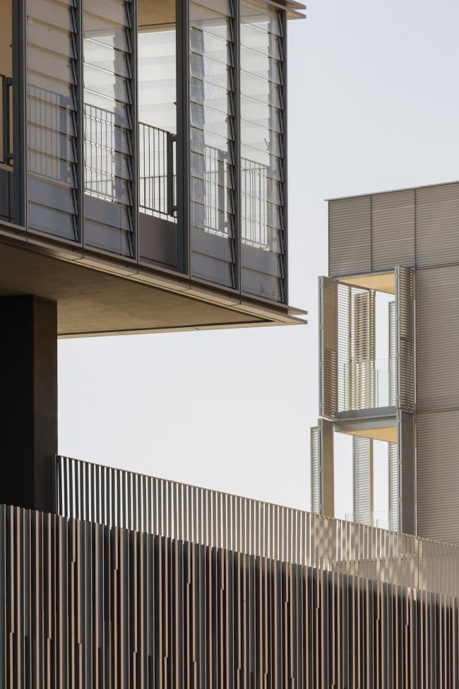 Комплекс Città del Sole © Fernando Guerra | FG+SG fotografia de arquitectura