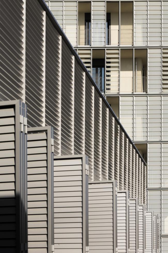 Комплекс Città del Sole © Fernando Guerra   FG+SG fotografia de arquitectura
