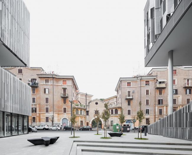 Комплекс Città del Sole © Marco Cappelletti