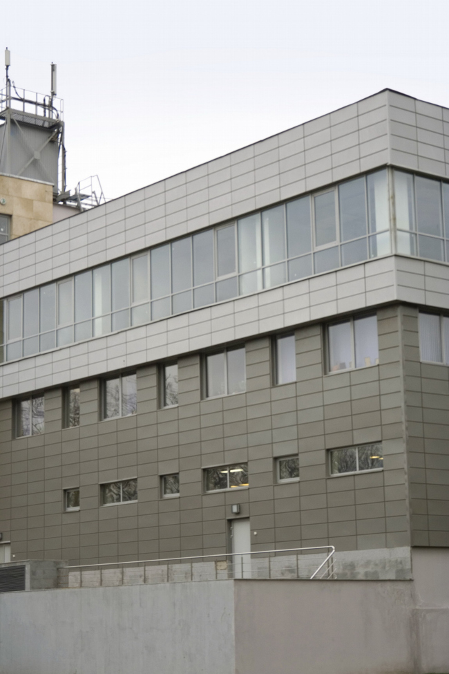 Салон и станция техобслуживания «Инфинити» на Ленинском проспекте