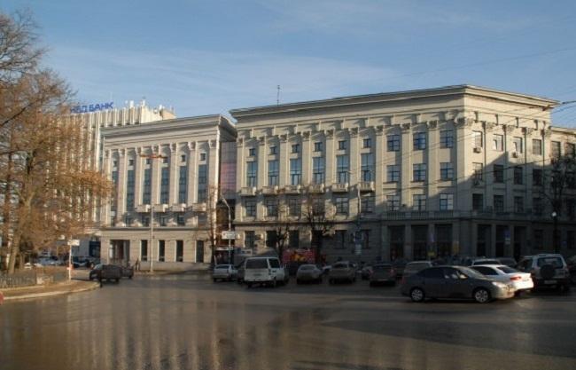 Офисное здание на ул. Костина © Творческая мастерская архитектора Быкова