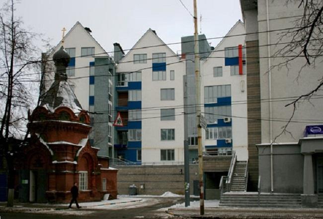 Ганзей. Офисно-жилой комплекс, ул. Варварская © Мастерская Пестова и Попова