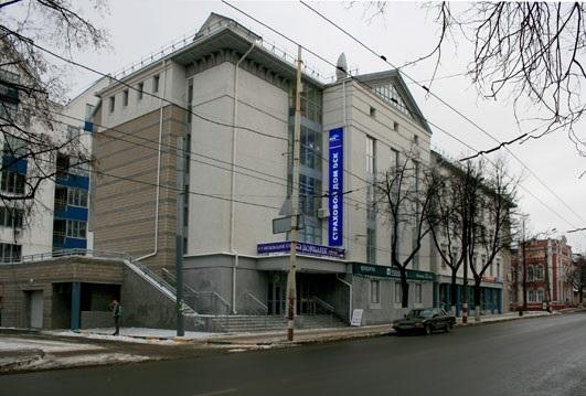 Ганзей. Офисно-жилой комплекс, ул. Варварская