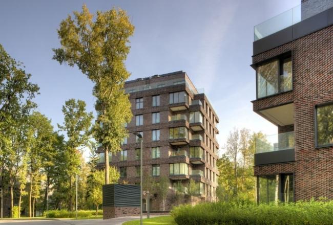 Жилой комплекс «Парк Рублево». Изображение с сайта www.parkrublevo.ru