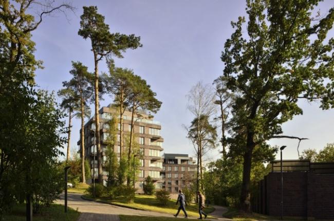 Жилой комплекс «Парк Рублево». Изображение с сайта parkrublevo.ru