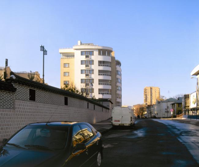 Жилой дом в 1-м Тружениковом переулке