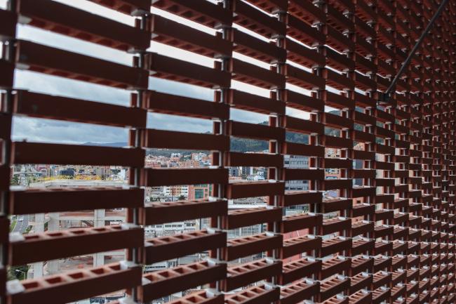 Больница Fundación Santa Fe de Bogotá – расширение © Alejandro Arango