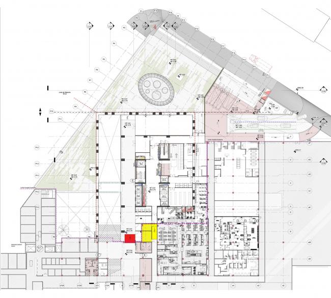 Больница Fundación Santa Fe de Bogotá – расширение © El Equipo Mazzanti