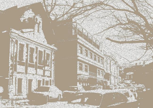 Административное здание в Большом Дровяном переулке