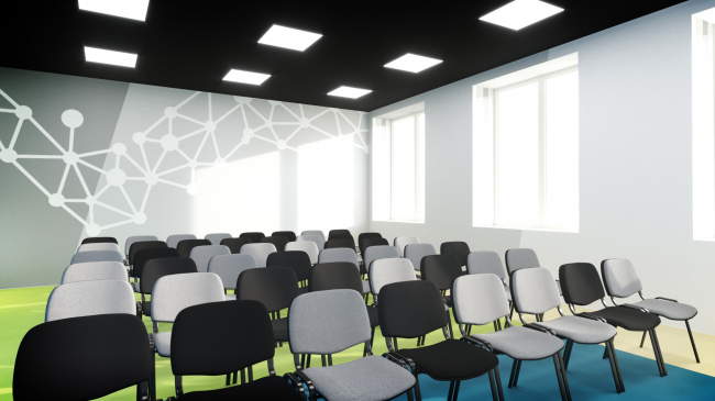 Coworking spaces START. Klin © PANACOM