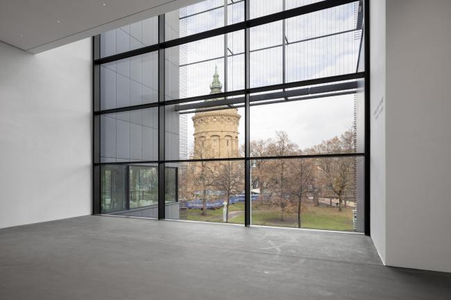 Музей современного искусства Кунстхалле в Мангейме. Фото © Marcus Bredt