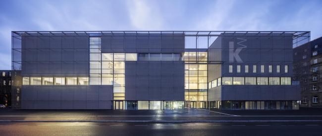 Музей современного искусства Кунстхалле в Мангейме. Фото © Hans-Georg Esch