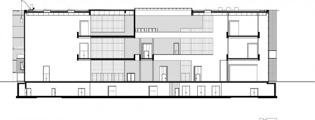Музей современного искусства Кунстхалле в Мангейме © gmp Architekten