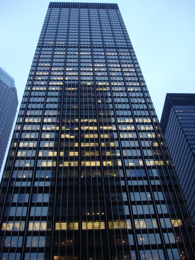Здание на Парк-авеню, 270. Фотограф: official-ly cool. Лицензия CC BY-SA 3.0