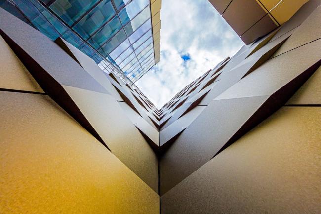 Бизнес-центр SiTis. Фотография © Evaldas Lasys Photography