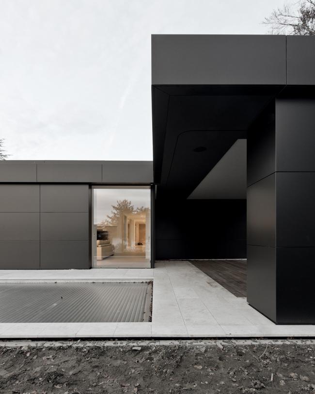 Дом на опушке леса © Think Architecture AG