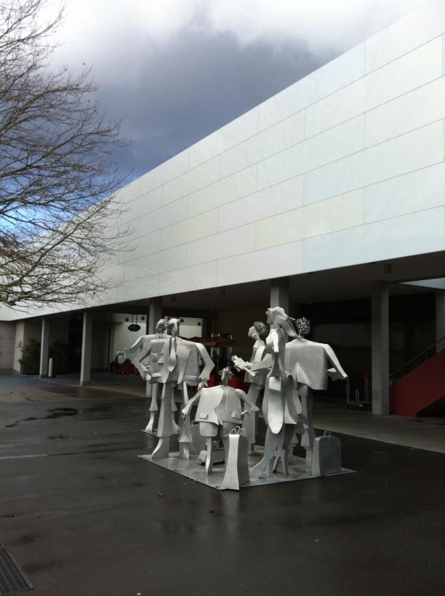Торговый центр Shoppi Tivoli © TK Architekten AG