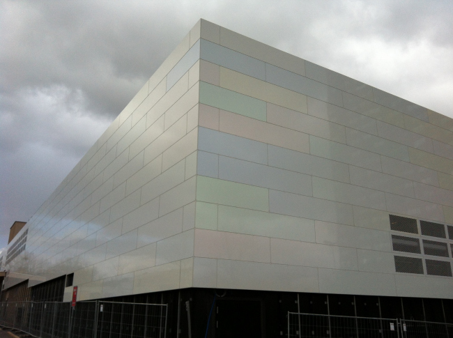 Торговый центр Shoppi Tivoli