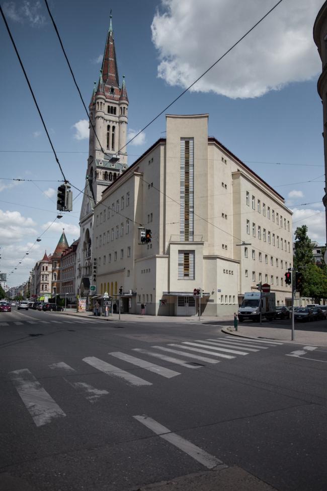Школа женского монастыря Сердца Христова. Фото © Денис Есаков