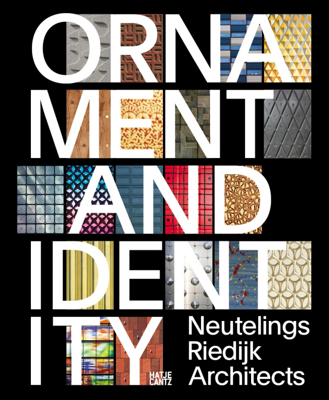 Ornament & Identity © 2018 Hatje Cantz Verlag, Neutelings Riedijk Architects and authors