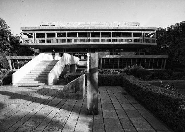 Институт индологии. Проект Балкришны Доши. Фотография предоставлена VSF