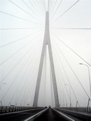 Мост через реку Янцзы