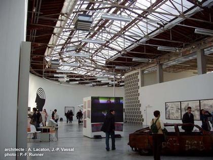 «Лакатон & Вассаль». Центр современного искусства Пале-де-Токио в Париже (2002)