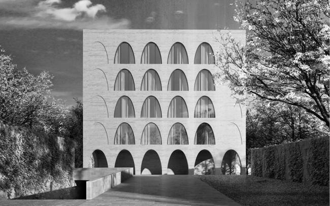 Жилой комплекс на проспекте Вернадского © Цимайло, Ляшенко и Партнеры