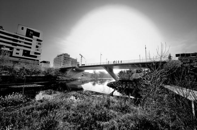 Мост Республики в Монпелье © Lisa Ricciotti