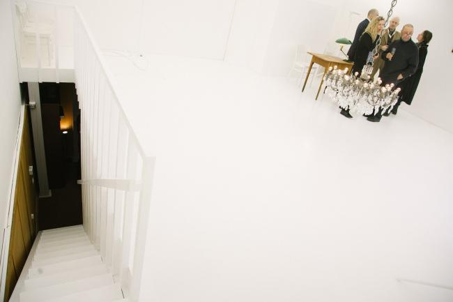 Кабинет директора. Фотография © Александр Бродский