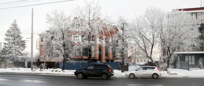 Частный, гостевой дом по ул. Родионова. Бюро «ДА». Фотография предоставлена организаторами Нижегородского рейтинга архитектуры
