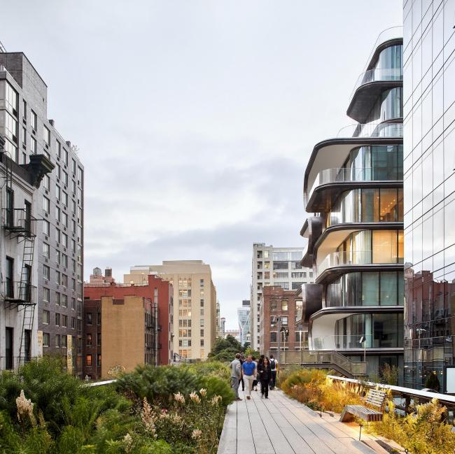 Жилой комплекс 520 West 28th Street © Hufton+Crow