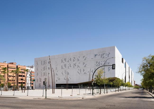 Дворец правосудия в Кордове © Fernando Alda