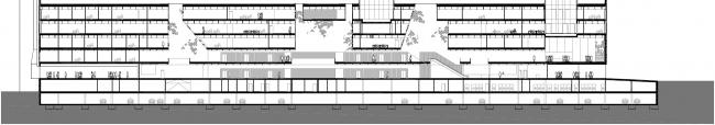 Дворец правосудия в Кордове © Mecanoo Architecten