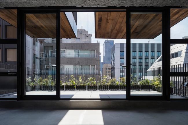 Комплекс ресторанов Kanda Terrace. Фото © Shigeo Ogawa