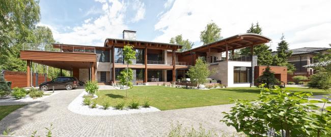 Omega House. Фотография © Алексей Князев