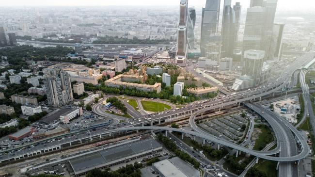 ЖК Wood City © Архитектурная мастерская Тотана Кузембаева