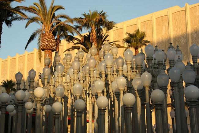 Музей современного искусства Брода LACMA. Фото: Gmc661 via Wikimedia Commons. Лицензия CC-BY-3.0
