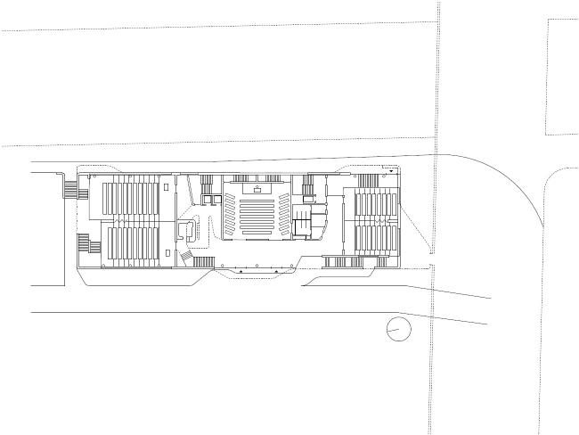 Университет FOM – Дюссельдорф © J. MAYER H. und Partner, Architekten