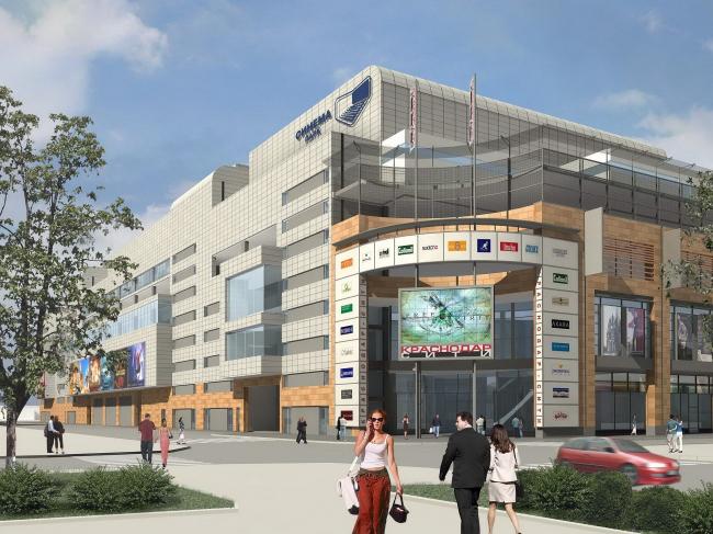 Многофункциональный торгово-развлекательный центр «Краснодар-Сити»
