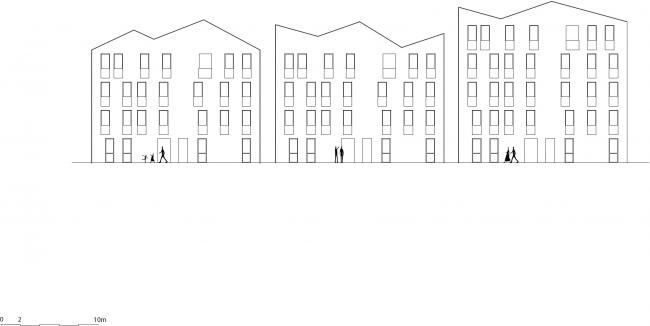 Жилой комплекс Slippen © Reiulf Ramstad Arkitekter