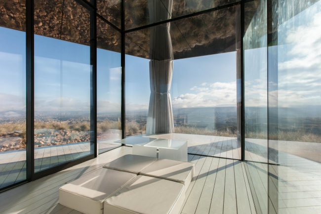 La Casa del Desierto. Фото © Gonzalo Botet, предоставлено Guardian Glass LLC