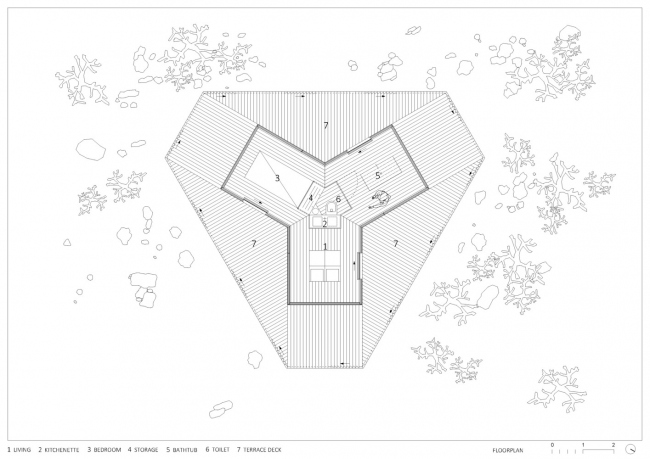 La Casa del Desierto © OFIS arhitekti