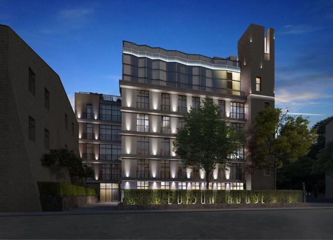 Edison House. Проект 2018 года