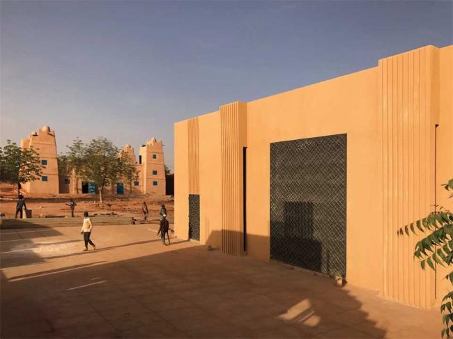 Проект Legacy Restored. Лидеры команды: Mariam Kamara, atelier masomi, Нигер; Yasaman Esmaili, studio chahar, Иран