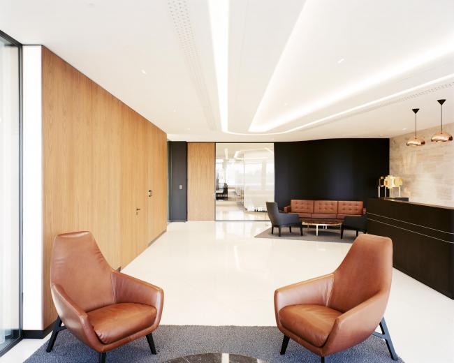 Офис в Дублине © Kim Zwarts